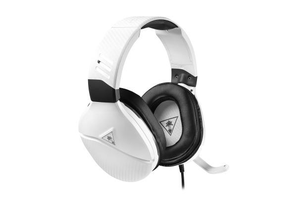 TURTLE B. RECON 200 White TBS322002 Headset Mulitplattform