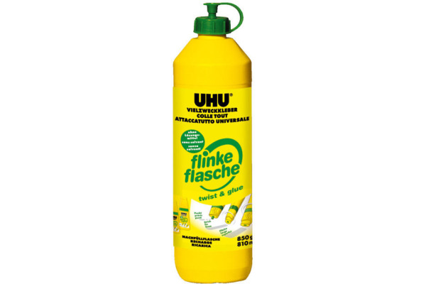UHU Universalkleber 850g 46325 ohne Lösungsmittel Refill