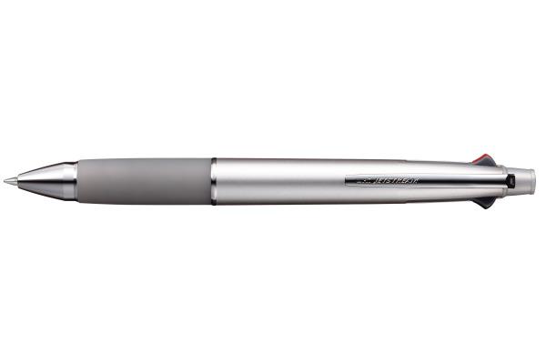 UNI-BALL Jetstream 4+1 0.7mm MSXE5100007S silber