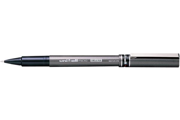 UNI-BALL Roller Micro 0.5mm UB-155 BLACK schwarz
