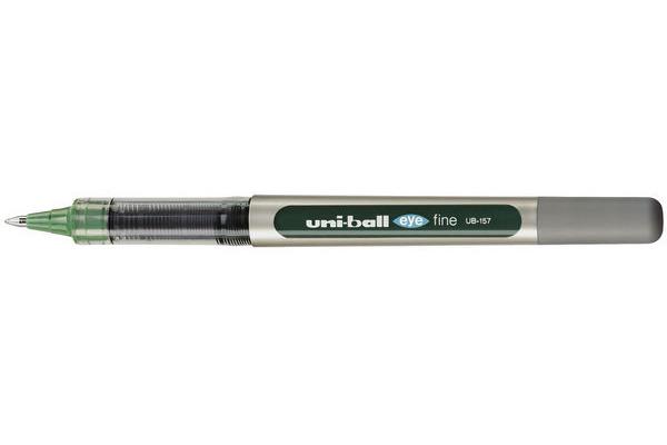 UNI-BALL Tintenroller eye 0.7mm UB-157 GREEN grün