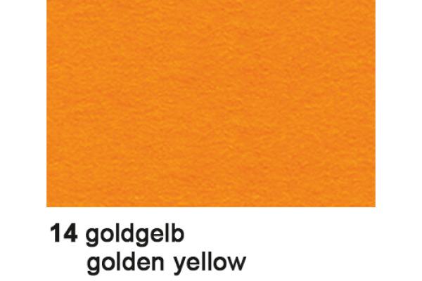 URSUS Plakatkarton 48x68cm 1002514 380g, gelb