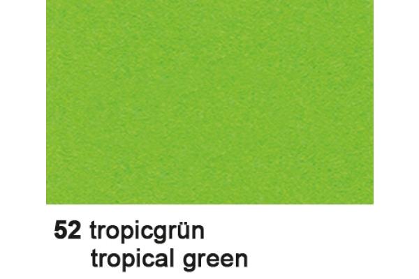 URSUS Plakatkarton 48x68cm 1002552 380g, grün