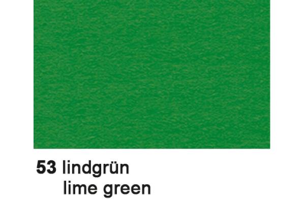 URSUS Plakatkarton 48x68cm 1002553 380g, grün