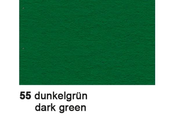 URSUS Plakatkarton 48x68cm 1002555 380g, grün