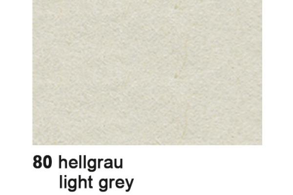 URSUS Plakatkarton 48x68cm 1002580 380g, grau