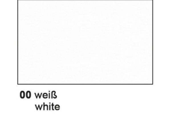 URSUS Transparentpapier 70x100cm 2631400 42g, weiss