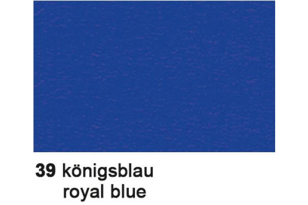 URSUS Fotokarton A4 3764639 300g, königsblau 100...