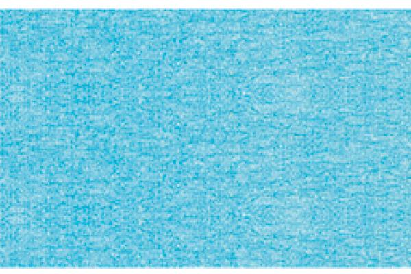 URSUS Bastelkrepp 50cmx2,5m 4120331 32g, blau