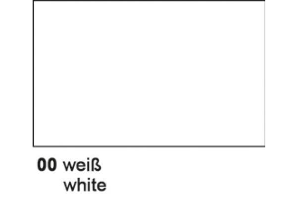 URSUS Bastelfilz 20x30cm 4170000 150g, weiss 10...