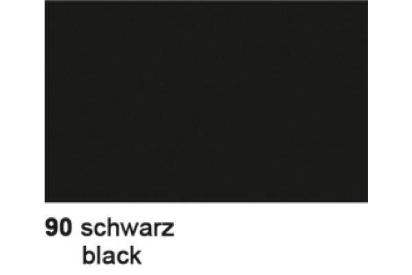 URSUS Bastelfilz 20x30cm 4170090 schwarz,150g 10 Bogen