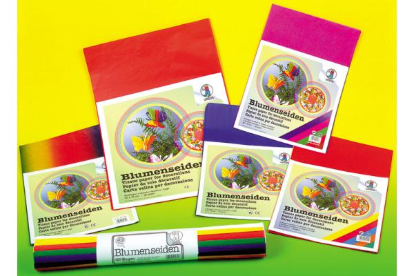 URSUS Seidenpapier 50x70cm 4602200 weiss 10 Bogen