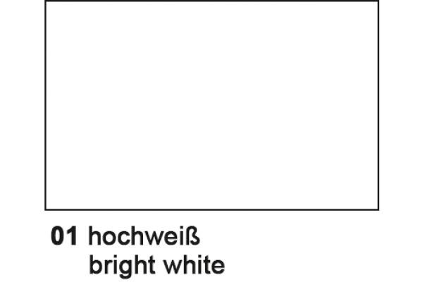 URSUS Tonzeichenpapier A4 88249297 150g, weiss 100 Blatt