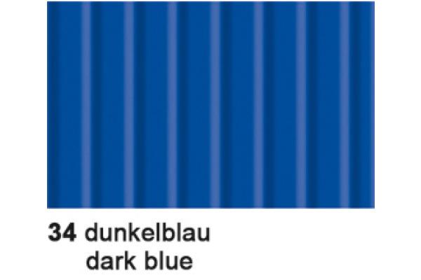 URSUS Wellkarton 50x70cm 9202234 260g, dunkelblau