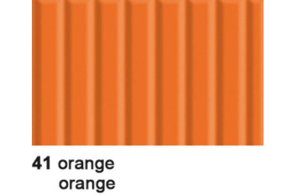 URSUS Wellkarton 50x70cm 9202241 260g, orange