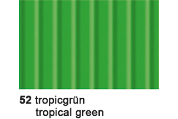 URSUS Wellkarton 50x70cm 9202252 260g, tropicgrün