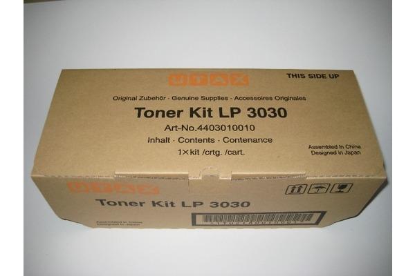 TA Toner-Kit schwarz 4403010015LP 3030 12´000 Seiten