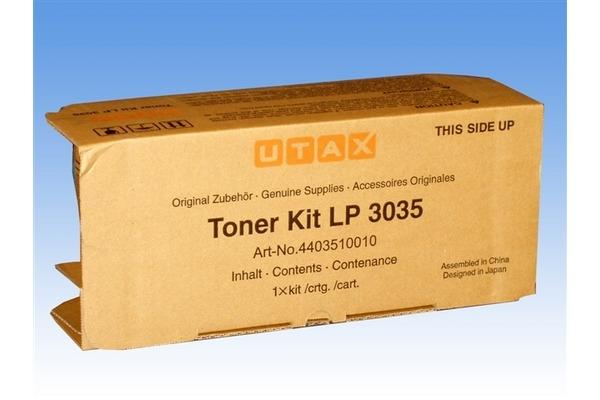UTAX Toner schwarz 440351001 LP 3035/4035 15´000 Seiten