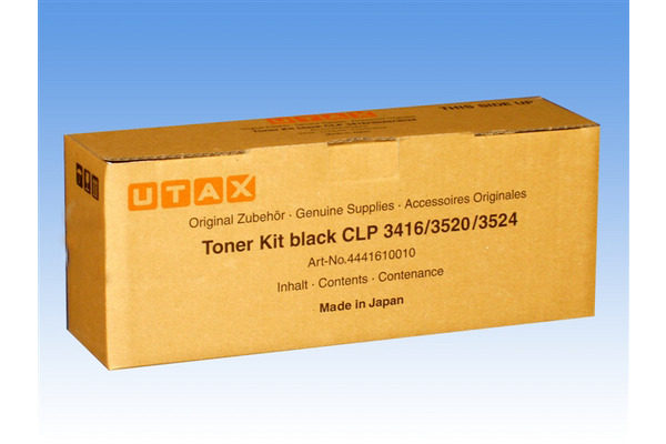 UTAX Toner-Kit magenta 444161001 CLP 3416/3524 8000 Seiten