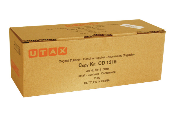 UTAX Toner-Modul schwarz 611310010 CD-1315 6000 Seiten