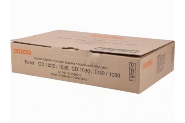 UTAX Toner, 1080g schwarz 612510010 CD 1025/1035 34´000 Seiten