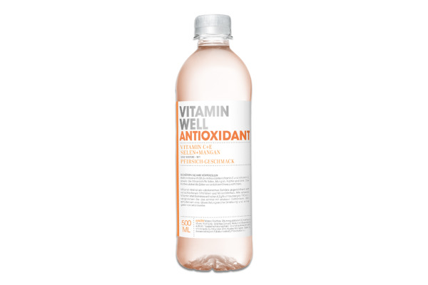 VITAMIN W Antioxidant 50cl Pet 3202 12 Stück