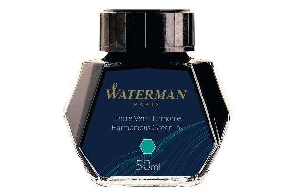 WATERMAN Tinte 50ml S0110770 grün