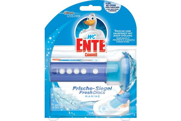 WC-ENTE Fresh Discs 973530 blue ocean