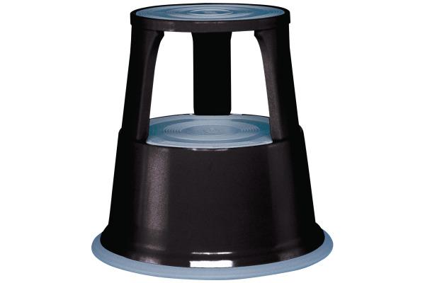 WEDO Rolltritt 212101 44x29,5x43,5cm schwarz