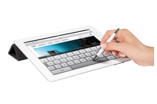 WEDO Touch Pen Mini 2-in-1 26115000 weiss
