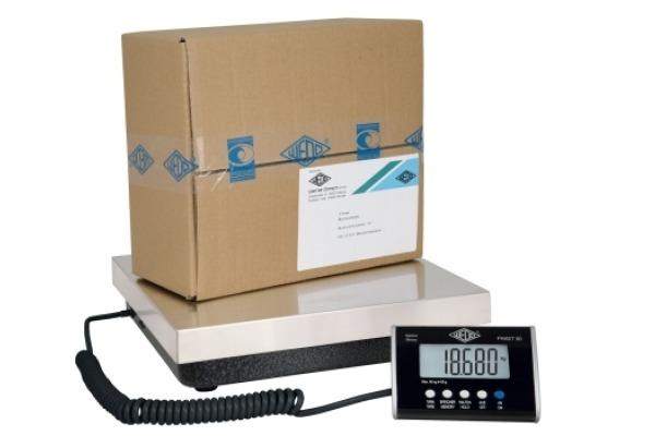 WEDO Paketwaage Paket 50 50775020 Tragkraft bis 50kg 32x6x31cm