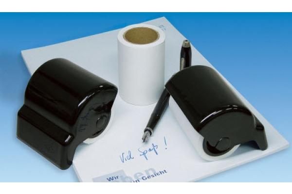 WEDO Ersatz-Löschpapierrolle 80 3 weiss 70x53mm