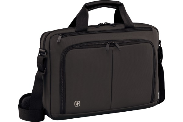 WENGER Laptop Slimcase Source 16 601067 16 Zoll grey