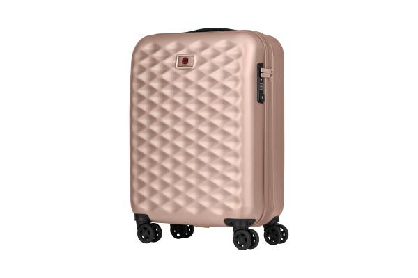 WENGER Suitcase carry-on Lumen 20 606496 32l blush