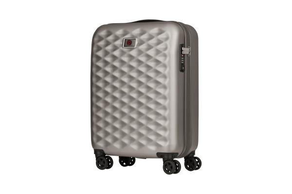 WENGER Suitcase carry-on Lumen 20 606497 32l aluminum