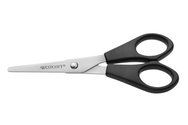WESTCOTT Schere 13cm E-3115000 schwarz