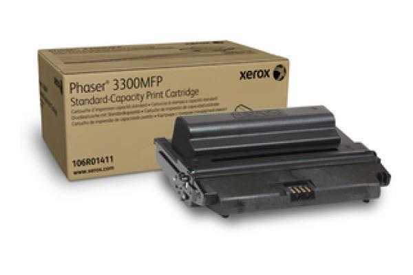 XEROX Toner-Modul schwarz 106R01411 Phaser 3300 4000 Seiten