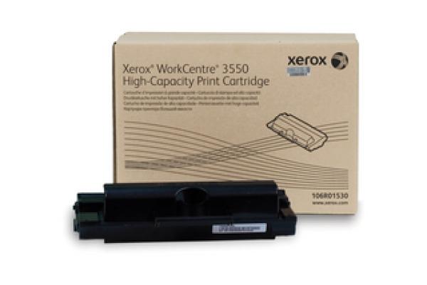 XEROX Toner-Modul schwarz 106R01530 WorkCentre 3550 11´000 Seiten