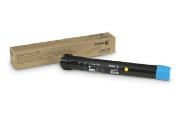 XEROX Toner-Modul HY cyan 106R01566 Phaser 7800 17200 Seiten