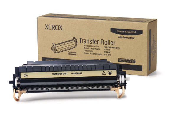 XEROX Transfer-Unit  108R00646 Phaser 6300/6350 35´000 Seiten