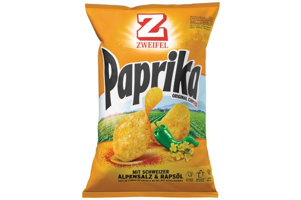 ZWEIFEL Original Chips 175gr. 106115 Paprika