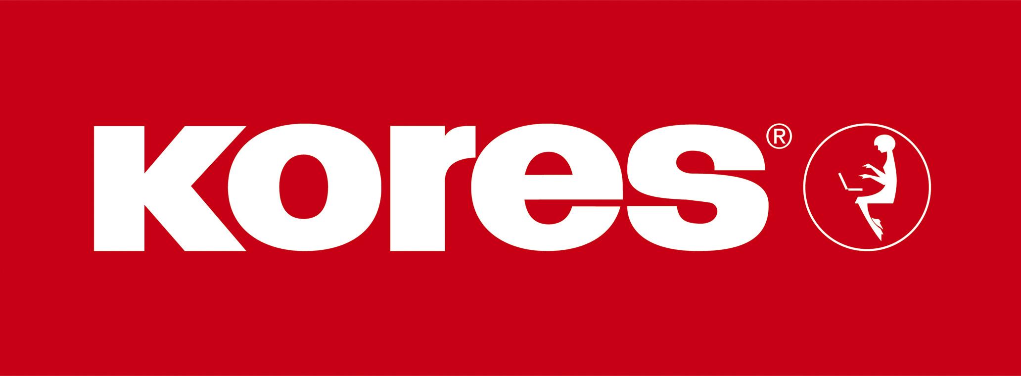 KORES Farbband Correctable schwarz Gr.313C zu Olivetti ET 2200 9mm/430m