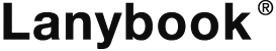 LANYBOOK Notizbuch A5 573500.702 schwarz, uni