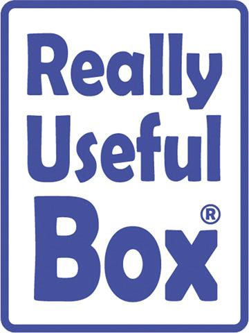 REALLY USEFUL BOX Kunststoffbox 5lt 68502200 klar
