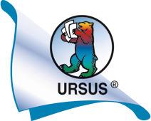 URSUS Seidenpapier 50x70cm 4642241 orange 6 Bogen