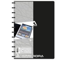 ADOC Sichtbuch A4 5832.700 schwarz