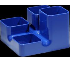 ARLAC Butler Uni 234.24 blau 4-teilig