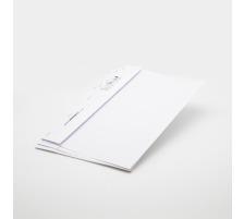 BOFIX Aktenheft weiss A4 215725 80g 50 Stück Für den täglichen internen und externen Schriftverkehr , aus Aktenkarton , Rücken mit Falz , für bis ca. 10 Blatt A4 80 g/m²., Grammatur 80g/m², Anzahl (Stück) 50, F