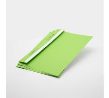 BOFIX Aktenheft grün 215725005 80g 50 Stück Für den täglichen internen und externen Schriftverkehr , aus Aktenkarton , Rücken mit Falz , für bis ca. 10 Blatt A4 80 g/m²., Grammatur 0,14 mmg/m2, Anzahl (Stück) 5