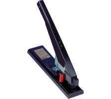 BOSTITCH Blockhefter 540 24mm 540 schwarz für ca. 150 Blatt Für 40-250 Blatt , mit Anschlag , stufenlos verstellbar , Magazin für 100 Klammern (Klammern 23-10-1M, 23-12-1M, 23-15-1M, 23-17-1M, 23-19-1M, 23-24-1M)., Zubehör Nein, H
